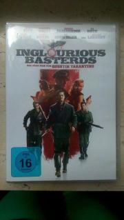 Inglorious Basterds DVD +++