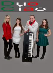 Italienische Deutsche Musikband-