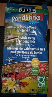 JBL PondSticks 4in1 5 kg/31,5 l statt 32,00 EUR für 16,00 EUR/St. Aquaristik: Aquarium, Aquariumpumpe, Aquariumzubehör, Außenfilter, Innenfilter, Fischfutter, Wasserpflege, Sonstige Aquaristik. JBL Aktion mit 50% ... 16,- D-74821Mosbach Gestern, Mosbach - JBL PondSticks 4in1 5 kg/31,5 l statt 32,00 EUR für 16,00 EUR/St. Aquaristik: Aquarium, Aquariumpumpe, Aquariumzubehör, Außenfilter, Innenfilter, Fischfutter, Wasserpflege, Sonstige Aquaristik. JBL Aktion mit 50%