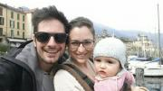 Junge Familie (beide