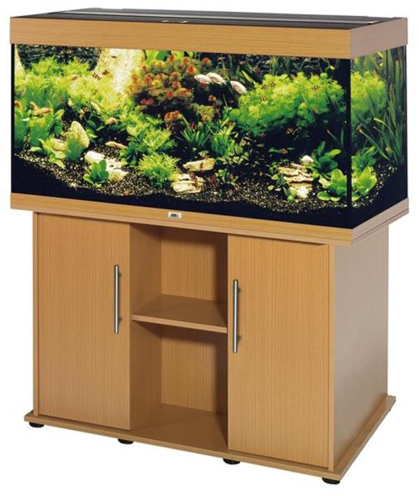 juwel aquarium rio 180 inkl unterschrank in annweiler fische aquaristik kaufen und verkaufen. Black Bedroom Furniture Sets. Home Design Ideas