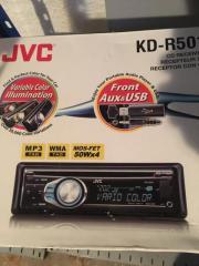 jvc usb Radio