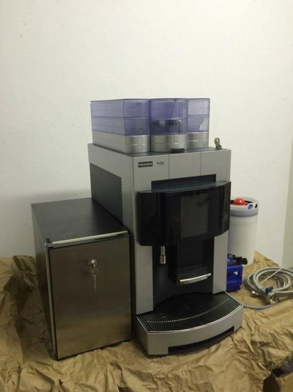 kaffeemaschine franke pura fresco in berlin kaffee espressomaschinen kaufen und verkaufen. Black Bedroom Furniture Sets. Home Design Ideas