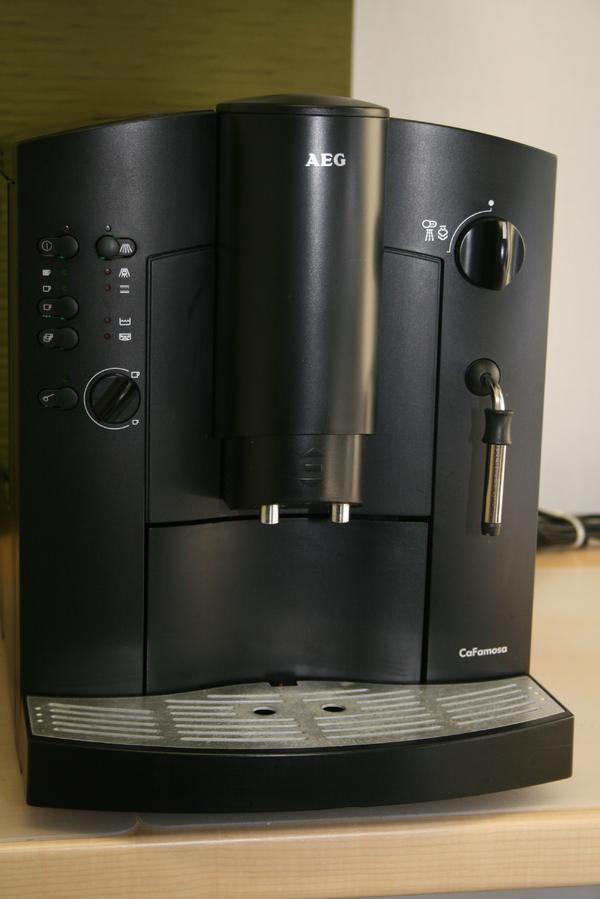 Kaffeevollautomat AEG Cafamosa CF 85 baugleich Jura E in