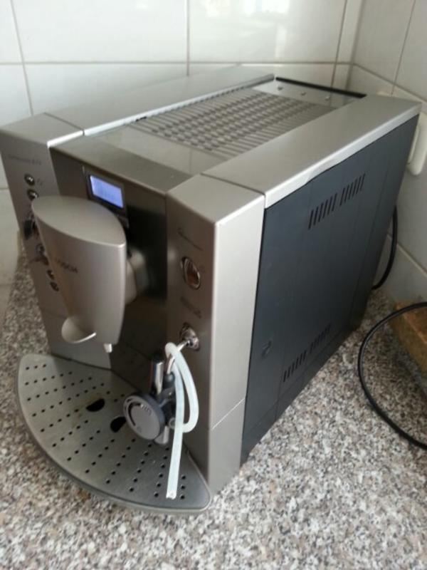 kaffeevollautomat bosch b70 in m nchen kaffee. Black Bedroom Furniture Sets. Home Design Ideas