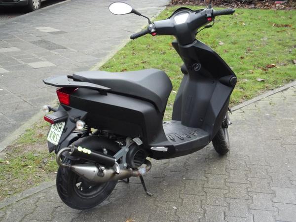kalio 50 roller 75 km h in mannheim sonstige motorroller. Black Bedroom Furniture Sets. Home Design Ideas