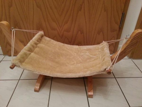 katzen h ngematte in erlangen kaufen und verkaufen ber. Black Bedroom Furniture Sets. Home Design Ideas