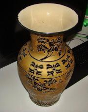 Keramik Vase aus