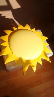 Kinder- Lampe Sonne