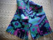 Kinderbekleidung Schal bunt