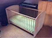 Kinderbett / Gitterbett