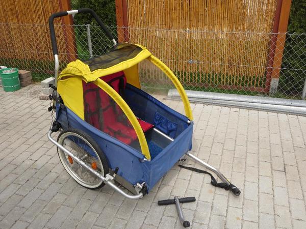 kindercar fahrrad anh nger reserviert. Black Bedroom Furniture Sets. Home Design Ideas