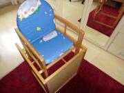 Kinderhochstuhl kombinierbar Stuhl