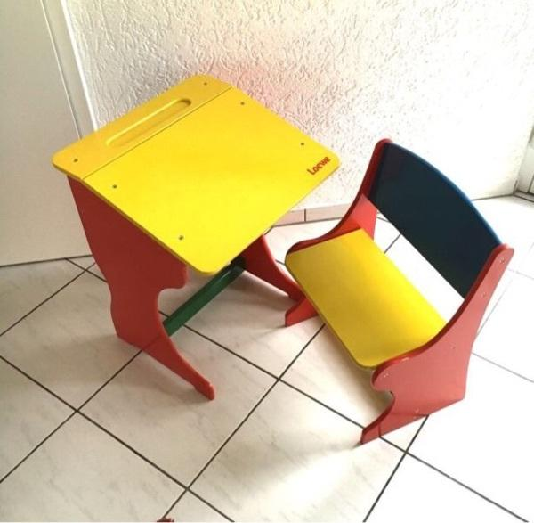 Kindertisch st hlen neu und gebraucht kaufen bei for Kindertisch mit sta hlen