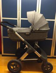 Kinderwagen: Stokke Trailz