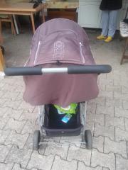 Kinderwagen zum Verkaufen.