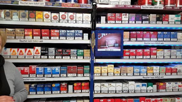 kiosk zigarettenregael zu verkaufen in ludwigsburg gastronomie ladeneinrichtung kaufen und. Black Bedroom Furniture Sets. Home Design Ideas