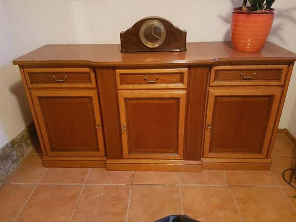 sideboard kirschbaum gebraucht kaufen nur 2 st bis 60 g nstiger. Black Bedroom Furniture Sets. Home Design Ideas