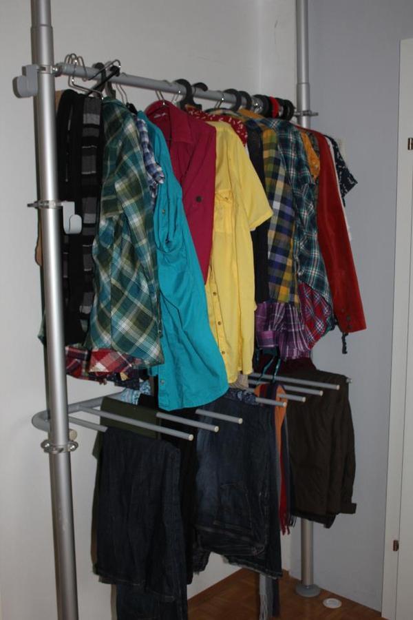 Aufbewahrung Ikea Hosenaufhängung ~ Kleider Aufbewahrung » Schränke, Sonstige Schlafzimmermöbel