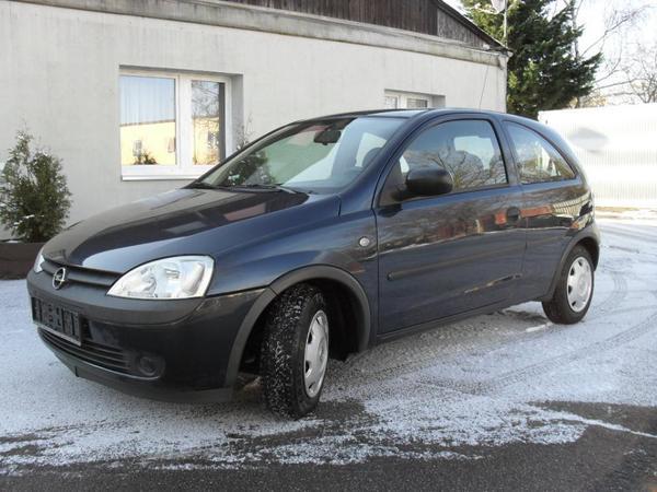 kleiner corsa c » Opel Corsa