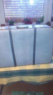 Koffer alt antik
