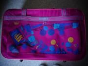 Koffer Kinderkoffer auf