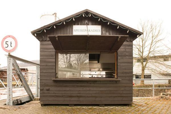 komplett eingerichteten imbiss bude aufstellen und loslegen in olbernhau gastronomie. Black Bedroom Furniture Sets. Home Design Ideas