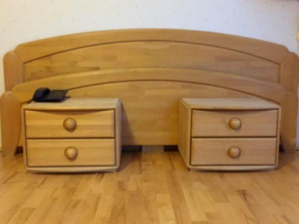 schlafzimmer erle teilmassiv gebraucht: schlafzimmer in landkreis, Hause deko