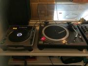 Komplettes hochwertiges DJ