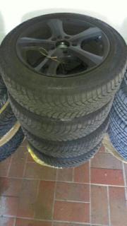 Komplettsatz W-Reifen