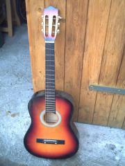 Konzertgitarre - 6 Saiten(