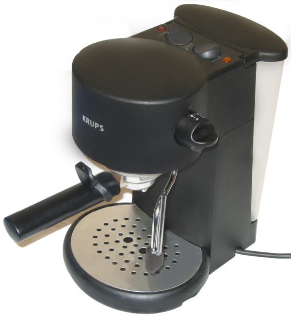 krups espressomaschine siebtr germaschine in t bingen kaffee espressomaschinen kaufen und. Black Bedroom Furniture Sets. Home Design Ideas