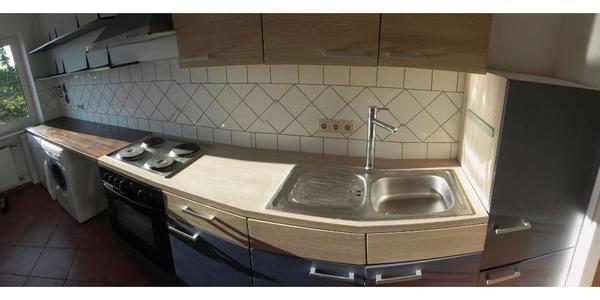 k che komplettpaket herd k hlschrank waschmaschine. Black Bedroom Furniture Sets. Home Design Ideas