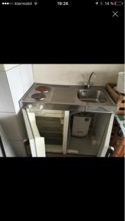 Kücheneinheit für Baustelle