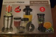 Küchenmaschine, *GOURMET MAXX*