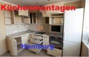 Küchenmontagen in Hamburg.