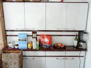 Küchenschrank Küchenbuffet weiß