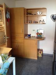 Küchenzeile in Buche (