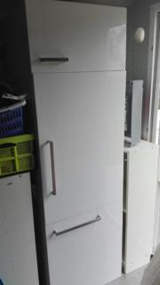 Kühlschrank mit Hochschrank