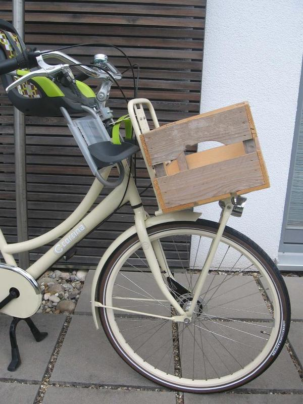 kult fahrrad aus holland cortina u4 transport neu. Black Bedroom Furniture Sets. Home Design Ideas