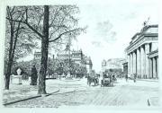 Kunstdrucke historischer Bauten