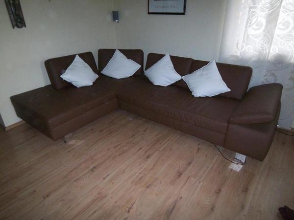 Kunstleder couch neu und gebraucht kaufen bei for Wohnlandschaft 3m breit