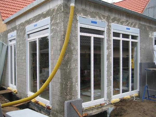 Kunststofffenster Fenster Fenstermontage 5 Kammer