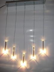 Lampe, Esstischlampe, zu