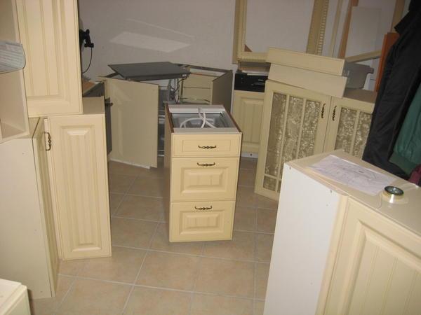 landhausk che romantica von nobilia in dornstetten k chenm bel schr nke kaufen und verkaufen. Black Bedroom Furniture Sets. Home Design Ideas