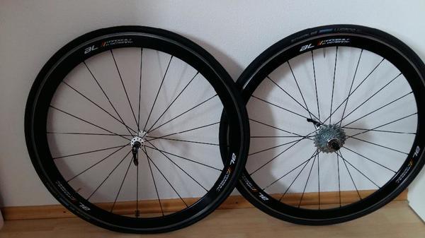 Laufräder Rennrad Veltec AL 28 Zoll gebraucht kaufen  82319 Starnberg