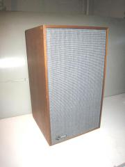 Lautsprecherboxen, HiFi, Nußbaum