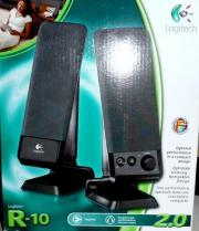 Lautsprecherboxen Logitech R-