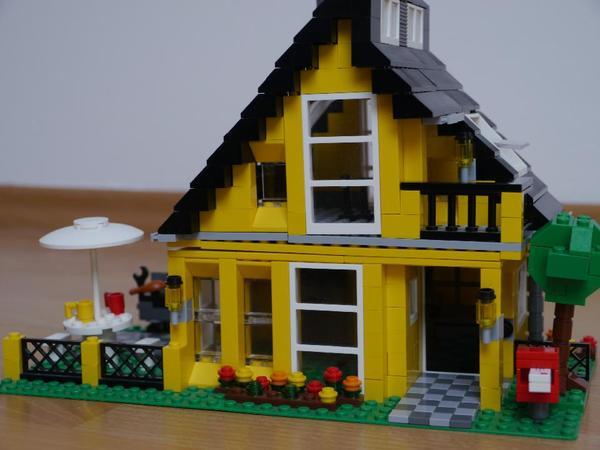 Lego ferienhaus wohnhaus in münchen spielzeug