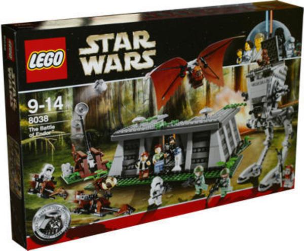 Lego star wars kampf um endor neu in ubstadt weiher